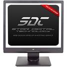 【免運費】Viewsonic 優派 VA708A 17型 LED 液晶螢幕 / 17吋 / D-SUB / 三年保固