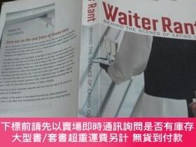 二手書博民逛書店Waiter罕見Rant.Y19506 THE WAITER JOHN MURRAY PUBLISH