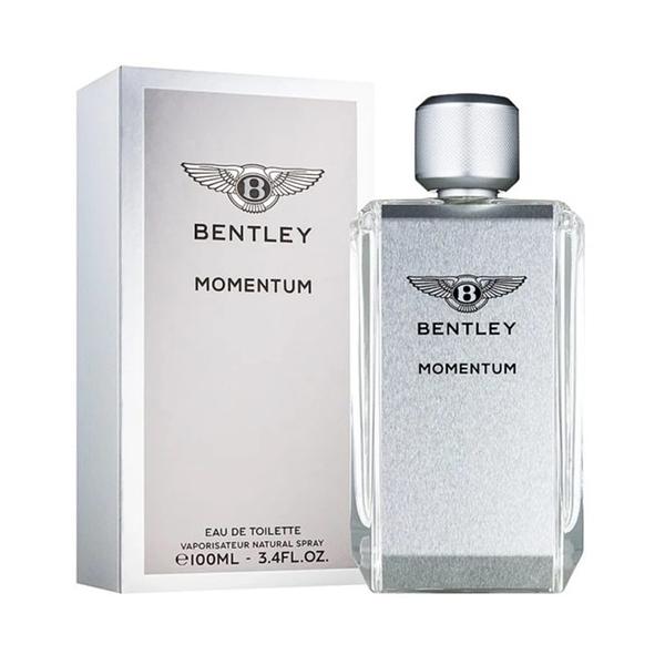Bentley賓利 Momentum 自我男性淡香水100ml【UR8D】