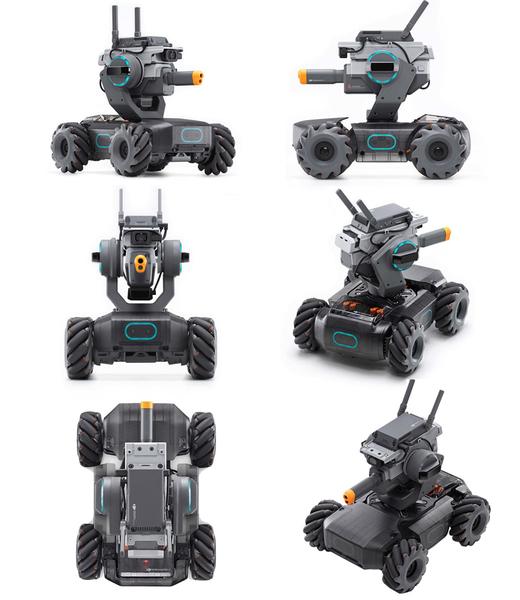 3C LiFe DJI 大疆 RoboMaster S1 機甲大師 智慧遙控機器人 (聯強公司貨)