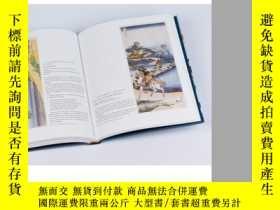 二手書博民逛書店北齋:版畫與繪畫作品罕見英文原版 Hokusai: Prints and Drawings 日本藝術江戶時代 浮