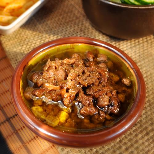 香椿素樂燥1kg★愛家非基改純淨素食 純素美食 冷凍醬料 全素美味素燥飯 方便快速上菜
