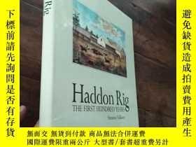二手書博民逛書店Haddon罕見Rig THE FIRST HUNDRED YEARSY12880 SUZANNE Falki