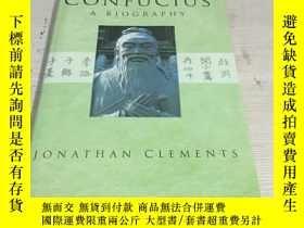 二手書博民逛書店Confucius罕見a biographyY324927 看圖