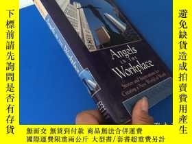 二手書博民逛書店ANGELE罕見IN THE WORKPLACE【工作中的天使】