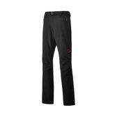 [Mammut]【亞洲限定款】(男) SOFtech TREKKERS Pants 輕量軟殼褲 黑 (1020-09760-0001)