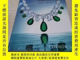 二手書博民逛書店香港佳士得2013年春季珠寶拍賣目錄罕見Hong Kong Magnificent JewelsY20717