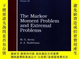 二手書博民逛書店The罕見Markov Moment Problem And Extremal ProblemsY255562