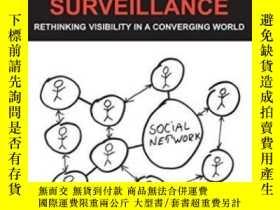 二手書博民逛書店Social罕見Media As SurveillanceY256260 Daniel Trottier As