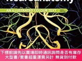 二手書博民逛書店Neuroanatomy:罕見An Illustrated Colour Text,神經解剖學,第6版,英文原版奇
