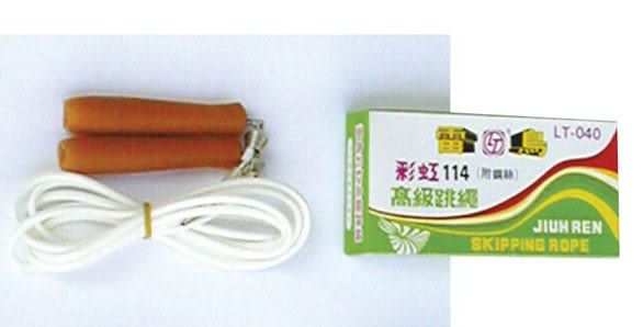 雷鳥  LT-040  114跳繩 / 條