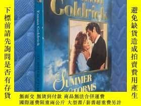 二手書博民逛書店emma罕見goldrick Summer Storms 英文原版Y11041 EMMA GOLDRIC EM