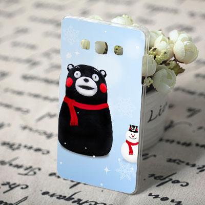 三星 Samsung Galaxy E5 E7 A5 A7 手機殼 軟殼 保護套 熊本熊 九州熊