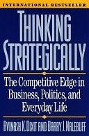 二手書《Thinking Strategically: The Competitive Edge in Business, Politics, and Everyday Life》 R2Y ISBN:0393310353