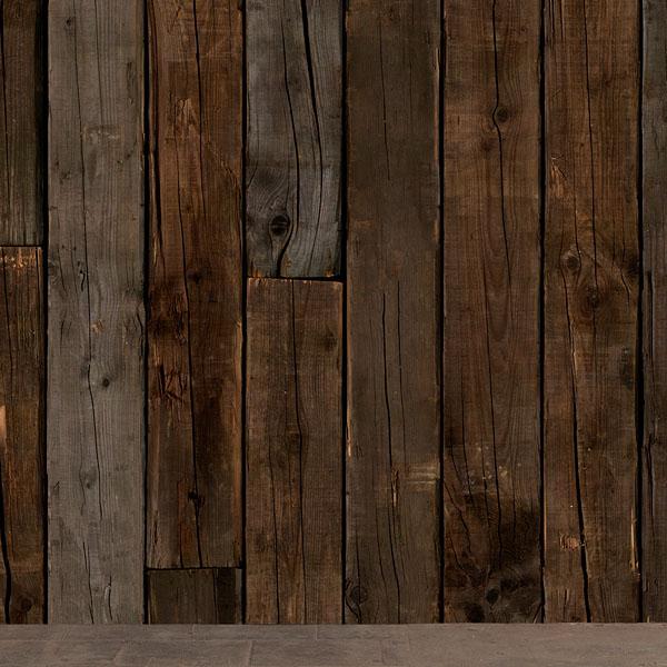 【進口牆紙】Scrapwood Wallpaper by Piet Hein Eek2【 48.7cm×9m/卷】荷蘭 木紋 仿真(fake) 工業風 PHE-10