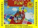 二手書博民逛書店poppy罕見cat's sticker scene fun! 兒童讀物 英文版Y42402