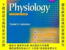 二手書博民逛書店Brs罕見Physiology (board Review Series)-Brs生理學(董事會評論系列)Y4