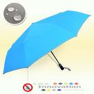 【RainBow】RB-SWR-45吋 Techonlogy機能超撥水 (寶藍) /自動傘洋傘雨傘防風傘