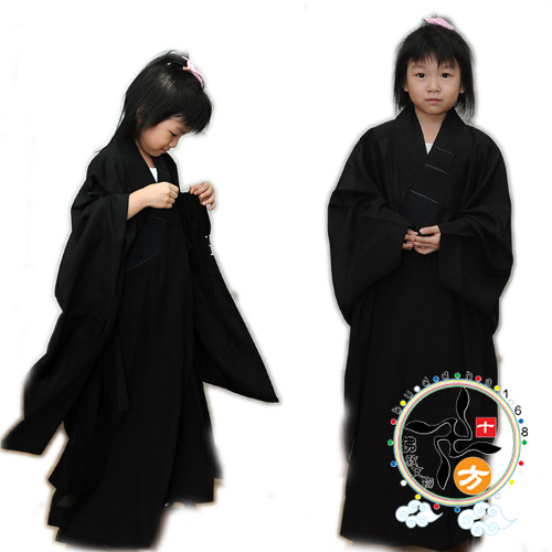 海青(兒童)33號身高107-109公分附海青袋  【十方佛教文物】