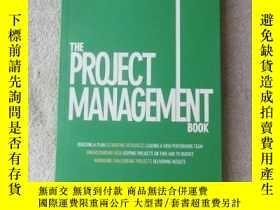 二手書博民逛書店The罕見Project Management Book: Ho