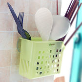 鏤空透氣吸盤收納籃 廚房 浴室 通風 瀝乾 餐具 水槽 洗漱 分隔 拆卸【L011-1】米菈生活館