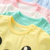 嬰兒衣 嬰兒連體衣服短袖男新生兒女寶寶6哈衣0歲3個月1秋冬裝款12夏裝睡 玩趣3C