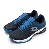 LIKA夢 LOTTO 進階旗艦級網球鞋 MIRAGE 300 II SPD系列 硬地 藍白 2136295YC 男
