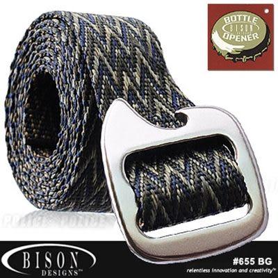 BISON Tap Cap 開瓶器腰帶#655BG【AH24063】99愛買生活百貨