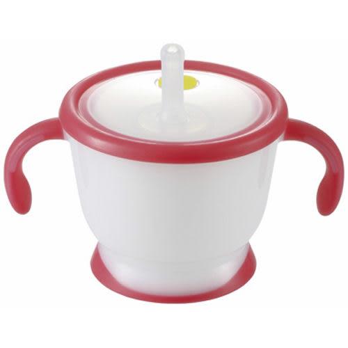 【奇買親子購物網】日本《Richell-利其爾》第二代LC嬰兒吸管水杯訓練杯150ml