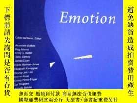 二手書博民逛書店Emotion罕見Volume 16, Number 1Y153