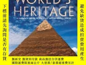 二手書博民逛書店The罕見World s Heritage: A Complete Guide To The Most Extra