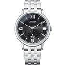 CITIZEN 星辰 GENT'S 時尚商務石英腕錶 BE9170-72E