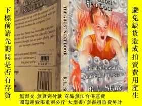 二手書博民逛書店The罕見ghost next-door 隔壁的鬼魂Y200392
