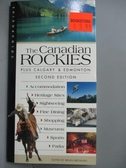 【書寶二手書T3/旅遊_GMM】Colourguide The Canadian Rockies_Brennan, Br