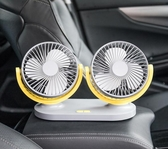 車載空調風扇車用雙頭24v