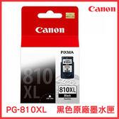 CANON 原廠黑色墨水匣 PG-810 XL 原裝墨水匣 墨水匣 印表機墨水匣