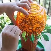 萬聖節狂歡 小乖蛋蜜蜂樹 親子互動家庭趣味桌游益智玩具~