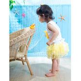 Cutie Bella雪紡蝴蝶結蓬蓬褲裙Cream-Sunny