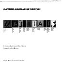 二手書博民逛書店《Mondo Materialis: Materials and Ideas for the Future》 R2Y ISBN:0810924684