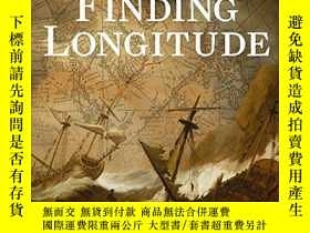 二手書博民逛書店Finding罕見LongitudeY256260 National Maritime Museum Coll