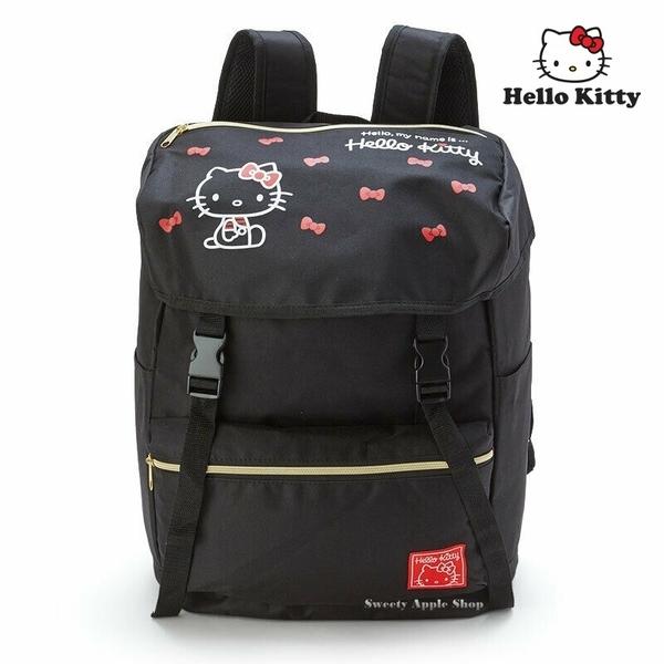 日本限定 三麗鷗 HELLO KITTY 凱蒂貓 蝴蝶結版 30L 大容量 後背包