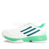 Adidas Sonic Attack W [AF5797] 女鞋 運動 網球 彈性 白 綠 愛迪達