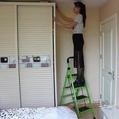 家用梯子家用摺疊梯加厚人字梯行動樓梯爬梯伸縮扶梯四五六步步高 ATF 夏季狂歡