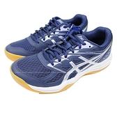 (B8)ASICS 亞瑟士 女鞋 排羽球鞋 Upcourt 4 透氣 穩定 膠底鞋 室內運動鞋 1072A055-400[陽光樂活]