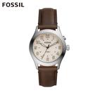 FOSSIL STARMASTER夜光功能復刻版限量男錶 38MM LE1059