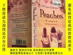 二手書博民逛書店peaches罕見桃子Y200392