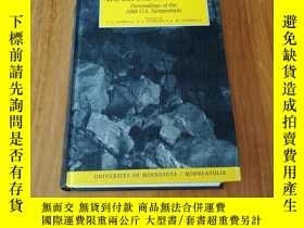 二手書博民逛書店KEY罕見QUESTIONS IN ROCK MECHANICS