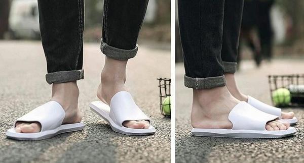 MD 幾何 歐美 拖鞋 涼鞋  防水拖鞋 鞋 男女  加大 大尺碼