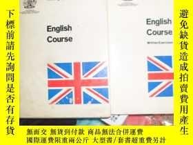 二手書博民逛書店english罕見course written exercise