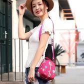 捷朗仕新款夏天迷你小包包牛津單肩斜挎包帆布包尼龍女包手提包潮洛麗的雜貨鋪